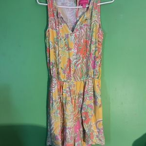 Lilly Pulitzer Target line Romper